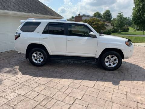 2017 Toyota 4Runner for sale at Alexandria Auto Mart LLC in Alexandria PA
