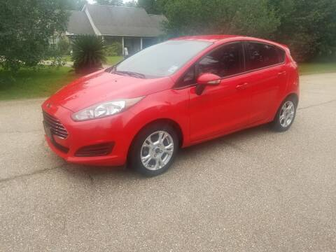 2014 Ford Fiesta for sale at J & J Auto Brokers in Slidell LA
