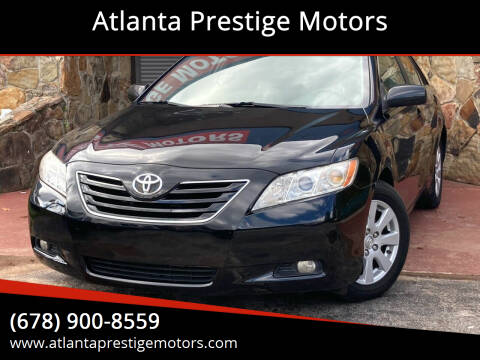 2007 Toyota Camry for sale at Atlanta Prestige Motors in Decatur GA