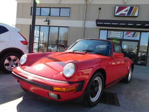 1988 Porsche 911 for sale at Auto Assets in Powell OH