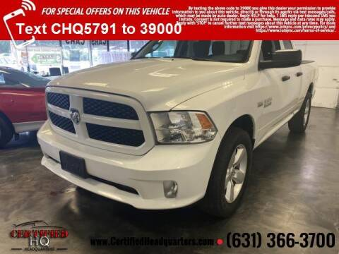 2014 RAM Ram Pickup 1500 for sale at CERTIFIED HEADQUARTERS in St James NY