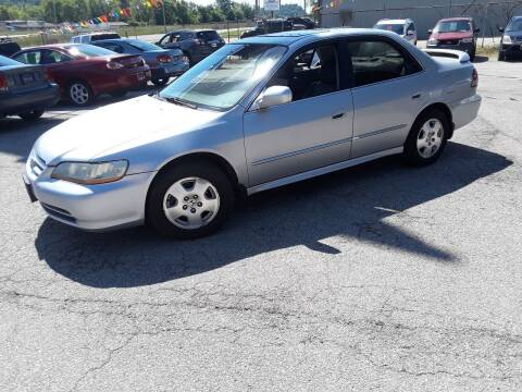 2002 Honda Accord for sale at BBC Motors INC in Fenton MO