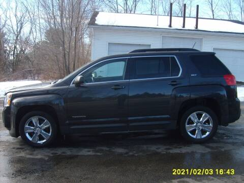 2015 GMC Terrain for sale at Northport Motors LLC in New London WI