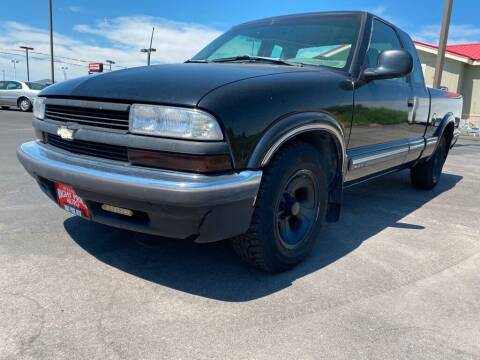 1998 Chevrolet S-10 for sale at Right Price Auto in Idaho Falls ID