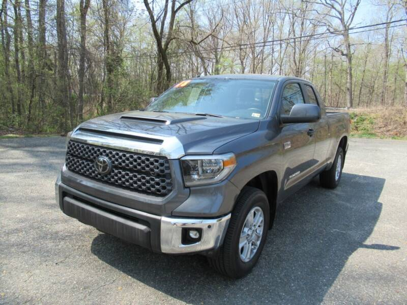 2018 Toyota Tundra for sale at 4Auto Sales, Inc. in Fredericksburg VA
