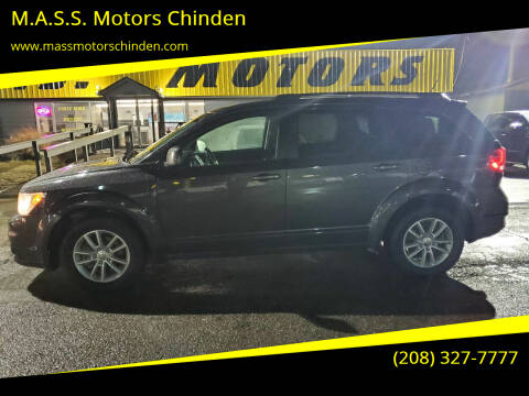 2016 Dodge Journey for sale at M.A.S.S. Motors Chinden in Garden City ID