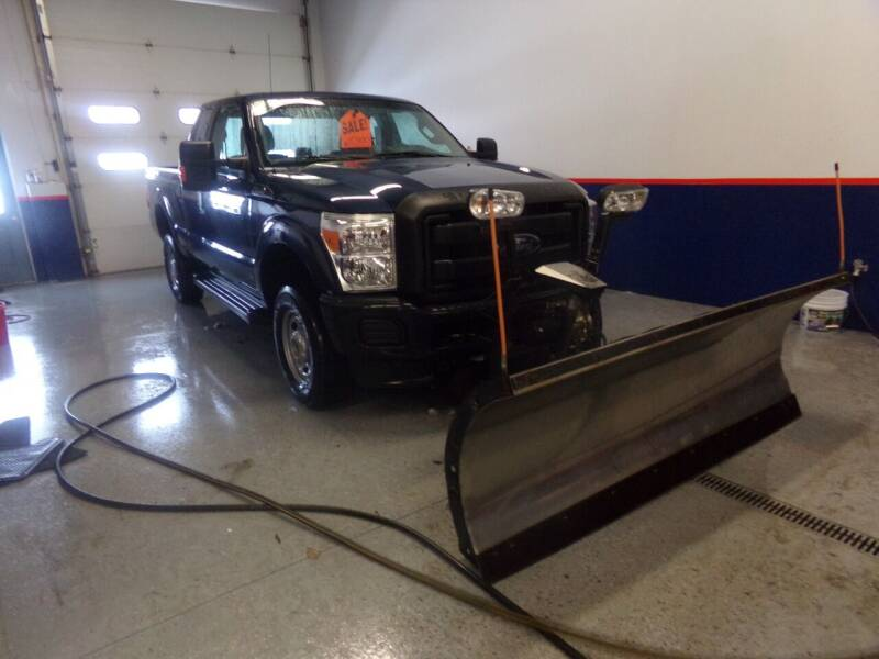 2015 Ford F-250 Super Duty for sale at Pool Auto Sales Inc in Spencerport NY