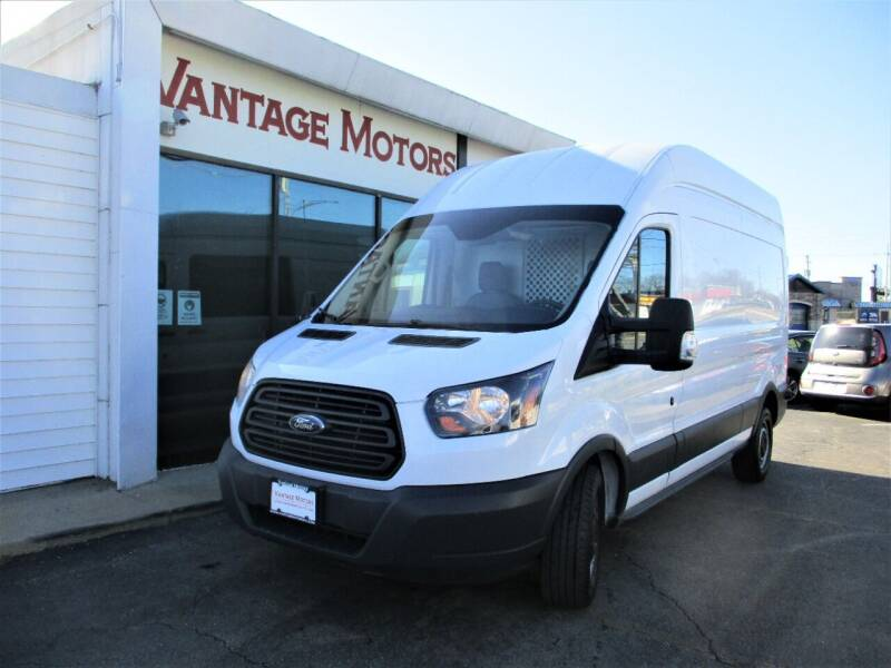 2015 Ford Transit Cargo for sale at Vantage Motors LLC in Raytown MO