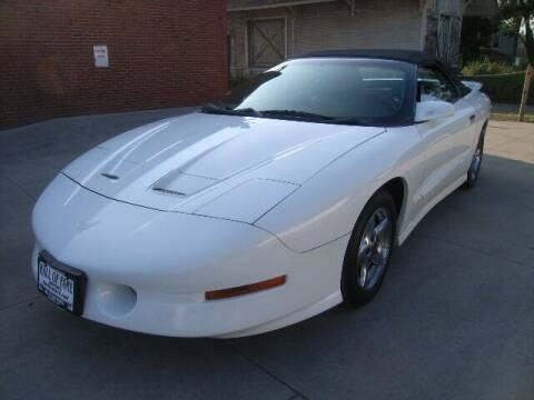 1997 Pontiac Firebird for sale at HALL OF FAME MOTORS in Rittman OH