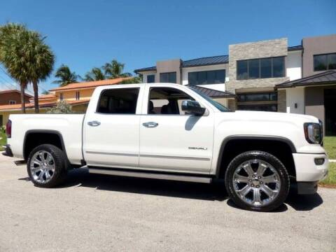 2018 GMC Sierra 1500 for sale at Lifetime Automotive Group in Pompano Beach FL
