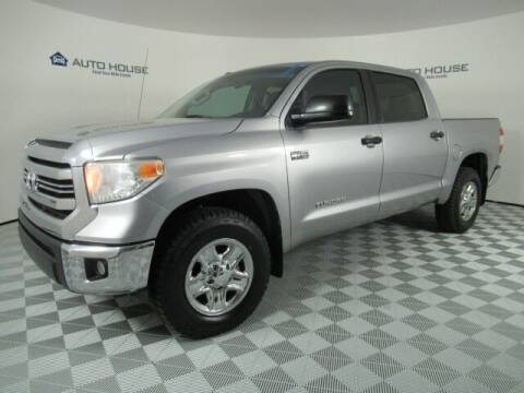 2016 Toyota Tundra for sale at Curry's Cars Powered by Autohouse - Auto House Tempe in Tempe AZ