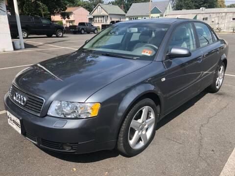 2005 Audi A4 for sale at EZ Auto Sales , Inc in Edison NJ
