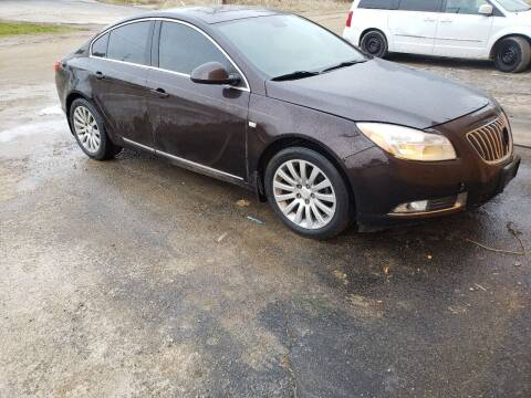 2011 Buick Regal for sale at Fansy Cars in Mount Morris MI