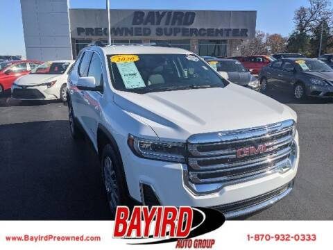 2020 GMC Acadia for sale at Bayird Truck Center in Paragould AR