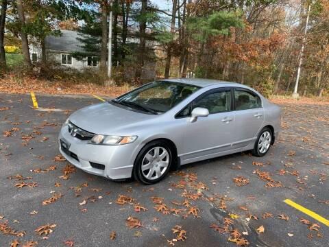 2009 Honda Civic for sale at Pristine Auto in Whitman MA