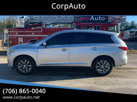 2014 Infiniti QX60 for sale at CorpAuto in Cleveland GA