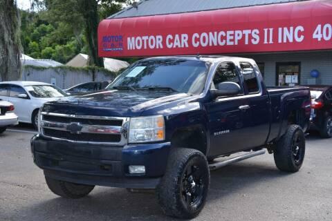 2011 Chevrolet Silverado 1500 for sale at Motor Car Concepts II - Apopka Location in Apopka FL