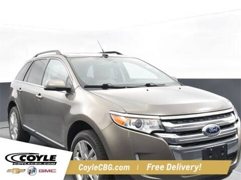 2013 Ford Edge for sale at COYLE GM - COYLE NISSAN - New Inventory in Clarksville IN