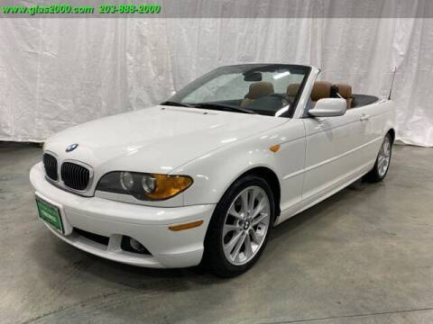 2004 BMW 3 Series for sale at Green Light Auto Sales LLC in Bethany CT