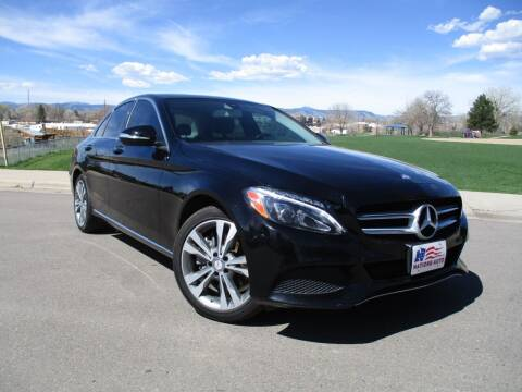2015 Mercedes-Benz C-Class for sale at Nations Auto in Lakewood CO