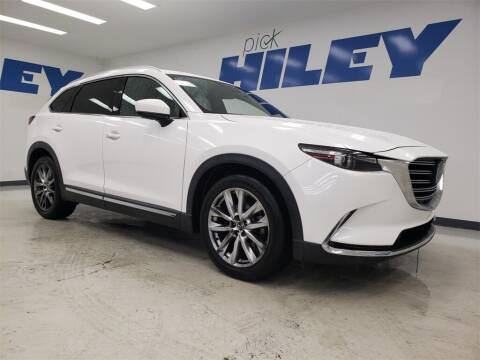 2016 Mazda CX-9 for sale at HILEY MAZDA VOLKSWAGEN of ARLINGTON in Arlington TX