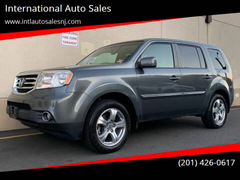 2012 Honda Pilot for sale at International Auto Sales in Hasbrouck Heights NJ