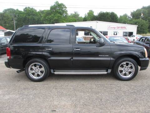 2005 Cadillac Escalade for sale at Hickory Wholesale Cars Inc in Newton NC