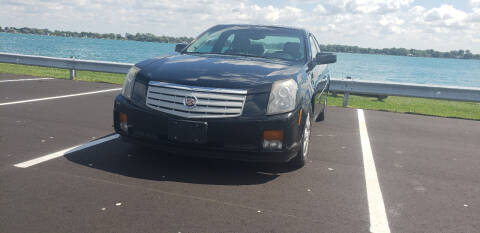 2007 Cadillac CTS for sale at EHE Auto Sales in Marine City MI