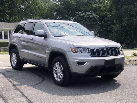 2018 Jeep Grand Cherokee for sale at LARIN AUTO in Norwood MA
