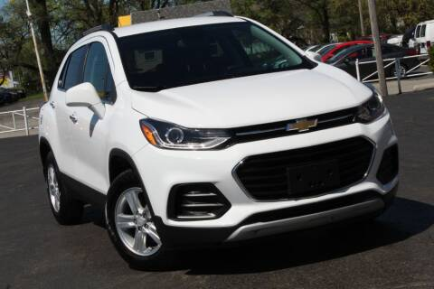2018 Chevrolet Trax for sale at Dynamics Auto Sale in Highland IN