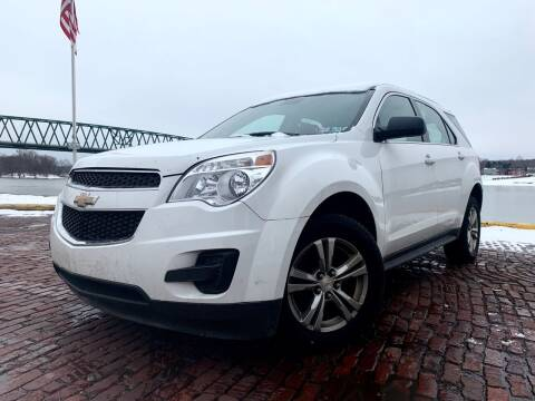 2015 Chevrolet Equinox for sale at PUTNAM AUTO SALES INC in Marietta OH