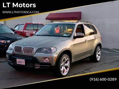 2007 BMW X5 for sale at LT Motors in Rancho Cordova CA