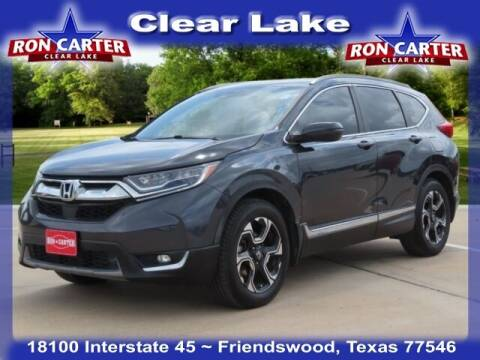 2017 Honda CR-V for sale at Ron Carter  Clear Lake Used Cars in Houston TX