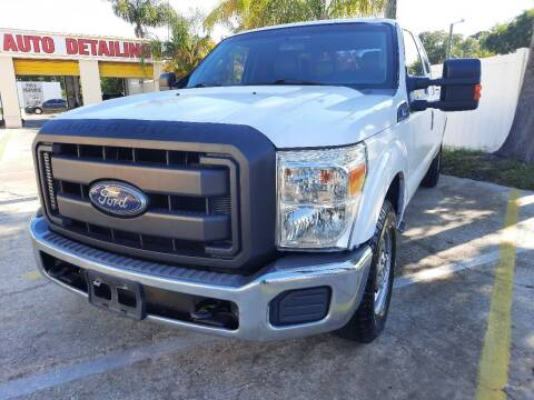 2015 Ford F-250 Super Duty for sale at Autos by Tom in Largo FL