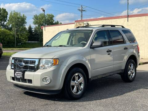 2009 Ford Escape for sale at North Imports LLC in Burnsville MN