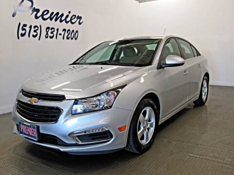 2016 Chevrolet Cruze Limited for sale at Premier Automotive Group in Milford OH