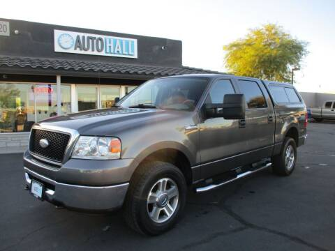 2007 Ford F-150 for sale at Auto Hall in Chandler AZ