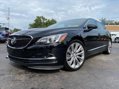 2017 Buick LaCrosse for sale at iDeal Auto in Raleigh NC