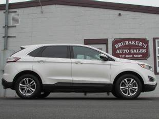 2017 Ford Edge for sale at Brubakers Auto Sales in Myerstown PA