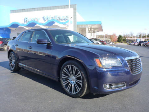 2013 Chrysler 300 for sale at RUSTY WALLACE HONDA in Knoxville TN