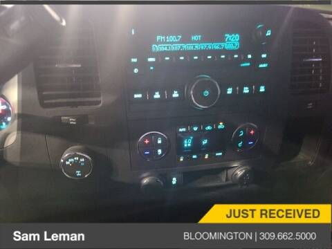 2012 Chevrolet Silverado 1500 for sale at Sam Leman Mazda in Bloomington IL