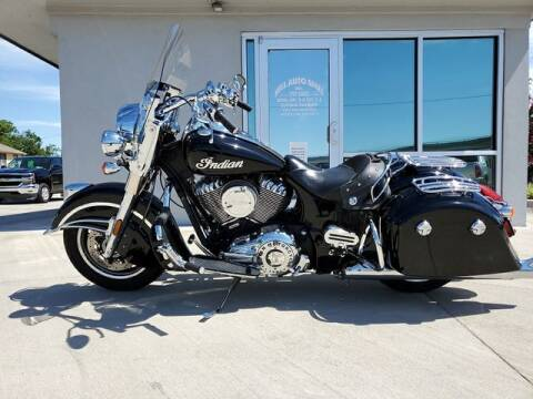2017 Indian Motorcycle Springfield for sale at Kell Auto Sales, Inc in Wichita Falls TX