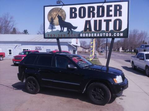 2007 Jeep Grand Cherokee for sale at Border Auto of Princeton in Princeton MN