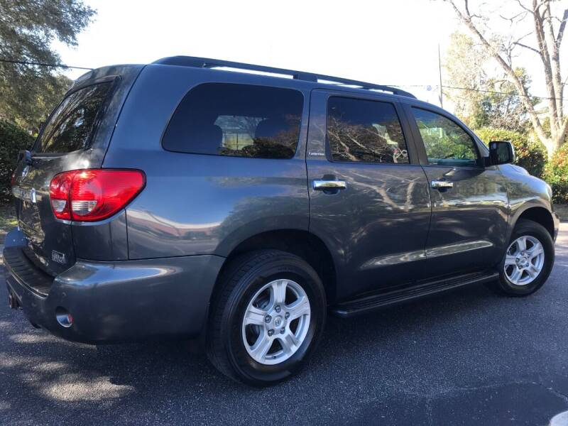 2008 Toyota Sequoia 4x2 Limited 4dr SUV - Wilmington NC