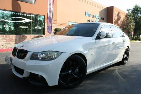 2009 BMW 3 Series for sale at CK Motors in Murrieta CA