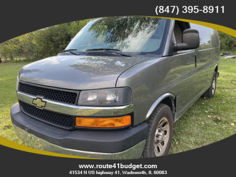 2012 Chevrolet Express Cargo for sale at Route 41 Budget Auto in Wadsworth IL