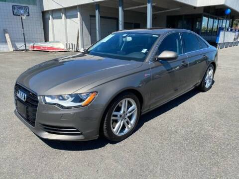 2012 Audi A6 for sale at TacomaAutoLoans.com in Tacoma WA