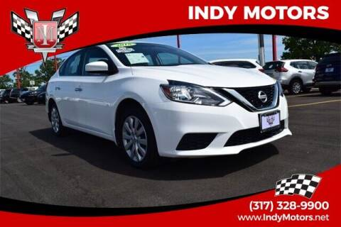 2018 Nissan Sentra for sale at Indy Motors Inc in Indianapolis IN