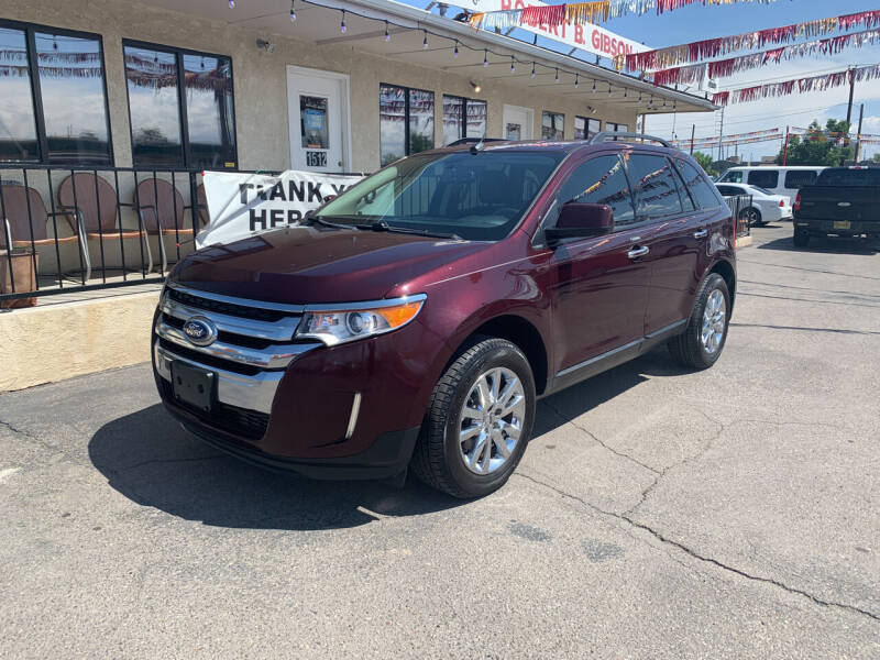 2011 Ford Edge for sale at Robert B Gibson Auto Sales INC in Albuquerque NM