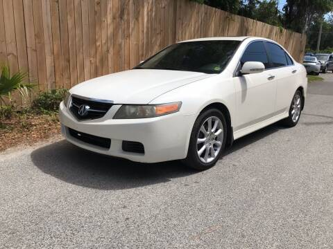 2006 Acura TSX for sale at Popular Imports Auto Sales in Gainesville FL